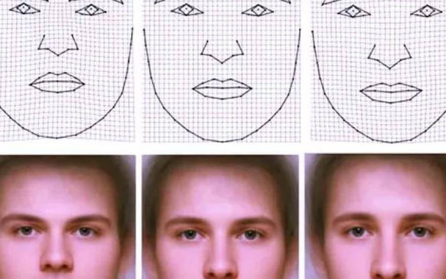 челка характеристика черт лица картинки модели