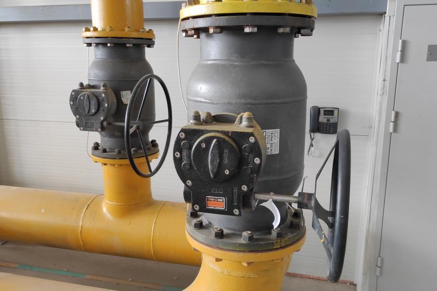 В Курганской области предприятия переходят на природный газ