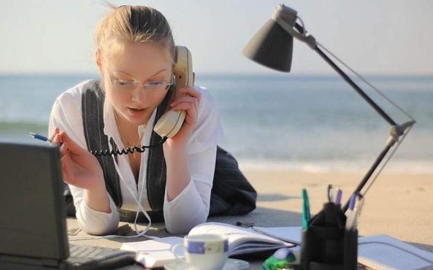 женщина чем занята на работе фото персонажи