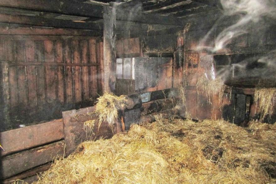 Жительница Зауралья сожгла семь домов односельчан